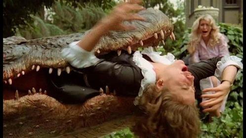 «Аллигатор» — кадры