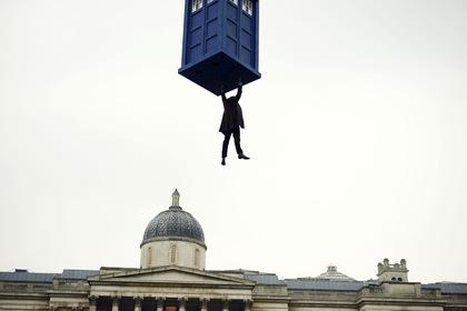 «Доктор Хто: День Доктора» — кадри