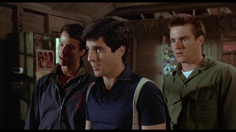 Фільм «Ґорп» (1980): Деніс Квейд, Філіп Каснофф, Майкл Лембек 1500x844