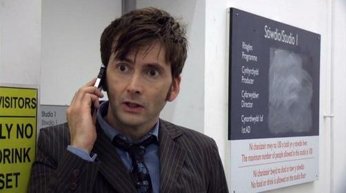 «(Почти) пять Докторов: Перезагрузка» — кадры