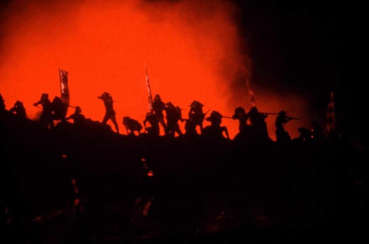 Фильм «Кагемуся: Тень воина» (1980): 1200x796