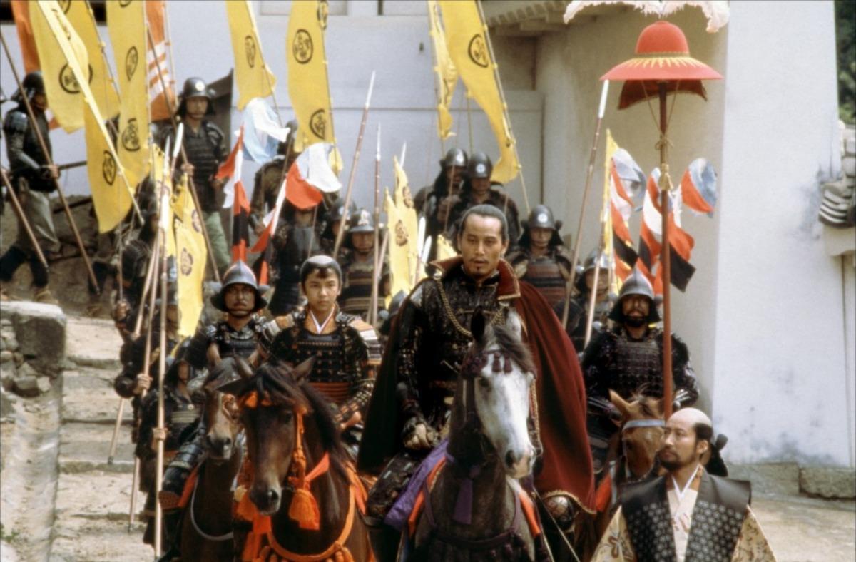Фильм «Кагемуся: Тень воина» (1980): 1200x788
