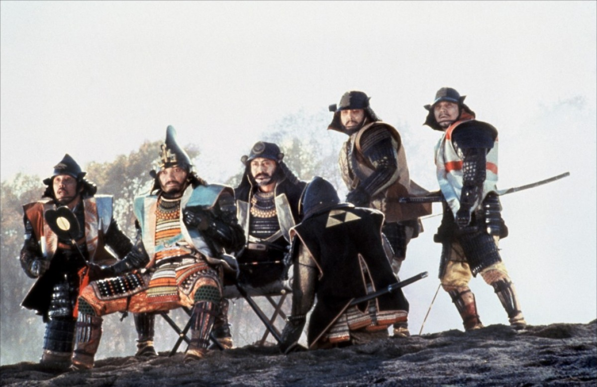 Фильм «Кагемуся: Тень воина» (1980): 1200x778