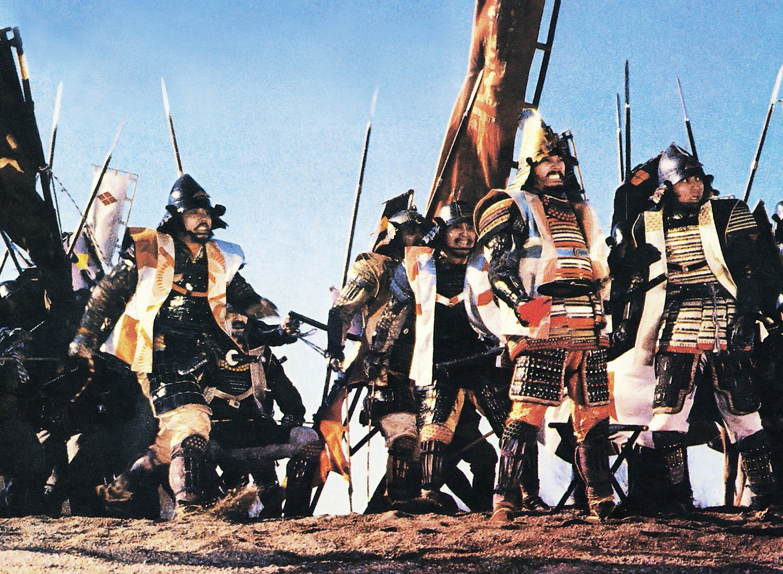 Фильм «Кагемуся: Тень воина» (1980): 1500x1101