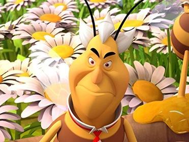 «Пчелка Майя: Новые приключения» — кадры