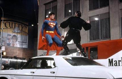 «Супермен 2» — кадри