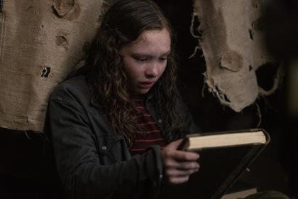 «Страшні історії для розповіді у темряві» — кадри