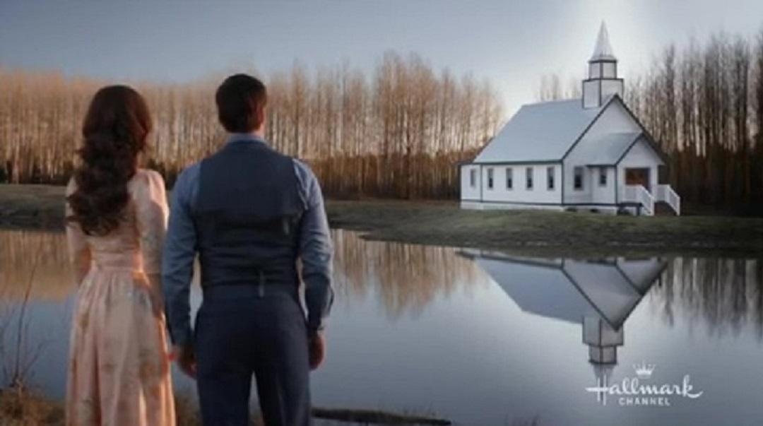 Серіал «Когда зовёт сердце» (2014 – ...): Дэниэл Лиссинг, Эрин Краков 2 сезон, 3 епізод — «Сердечное желание» (Heart's Desire) 1080x603