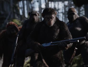 «Планета обезьян: Война» — кадры