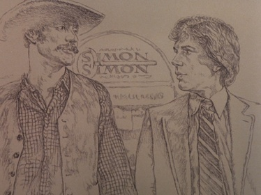 «Саймон и Саймон» — кадри