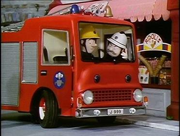 «Пожарный Сэм» — кадры