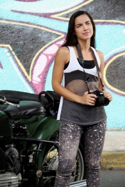 Серіал «Девственница с улицы» (2014): Мария Габриела Де Фариа 400x600