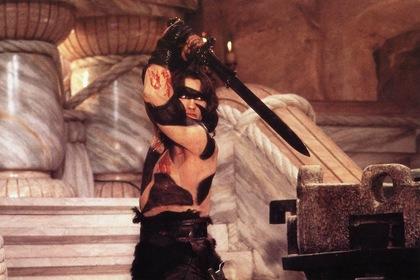 «Конан-варвар» — кадры