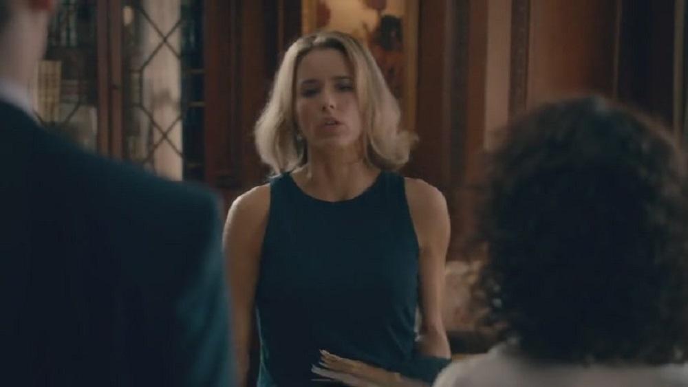Серіал «Державний секретар» (2014 – 2019): Теа Леоні 1 сезон, 3 епізод — «Оперативность» (The Operative) 1000x563