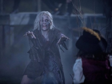 «Я – зомби» — кадры