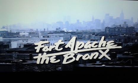 «Форт Апач, Бронкс» — кадри