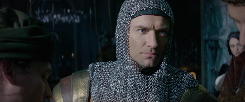 Фільм «Король Артур: Легенда меча» (2017): Джуд Лоу 1500x628