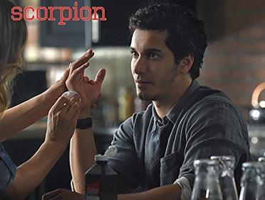 «Скорпіон» — кадри