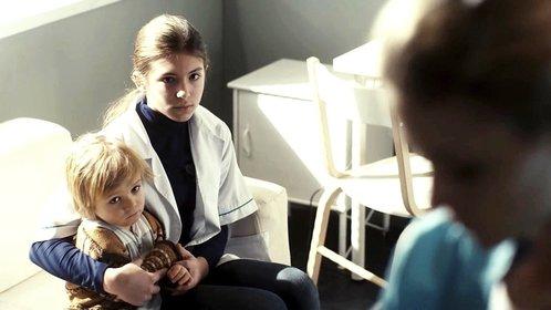 «Тест на беременность» — кадры