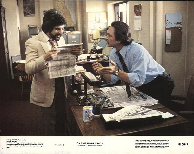 Фільм «На правильном пути» (1981): Майкл Лембек 800x634