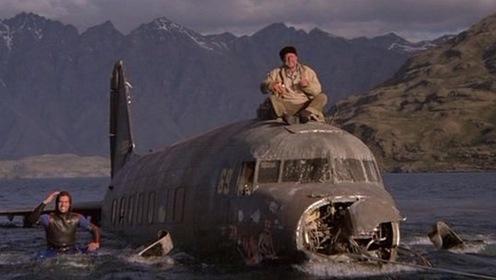 «К сокровищам авиакатастрофы» — кадры
