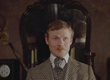 «Пригоди Шерлока Холмса й Доктора Ватсона: Собака Баскервілів» — кадри