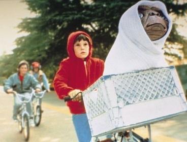 «Іншопланетянин» — кадри