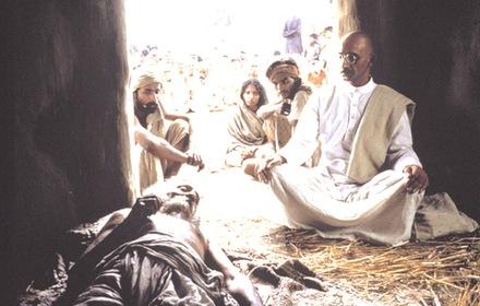 «Ганді» — кадри