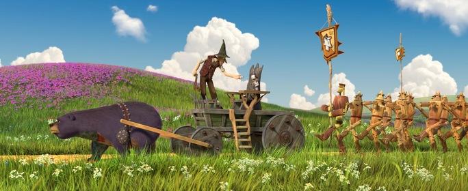 «Урфин Джюс и его деревянные солдаты» — кадры