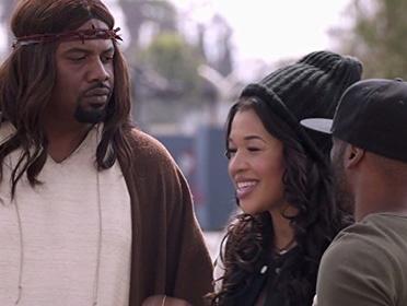 «Чёрный Иисус» — кадри
