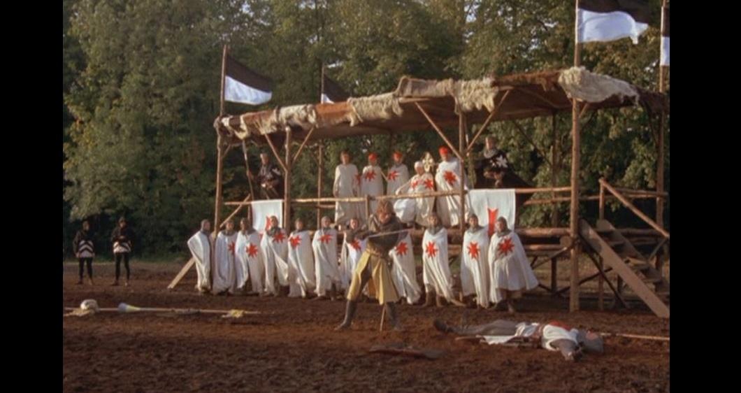 Фільм «Айвенго» (1982): 1060x562