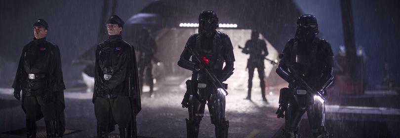 «Бунтар Один. Зоряні Війни. Історія» — кадри