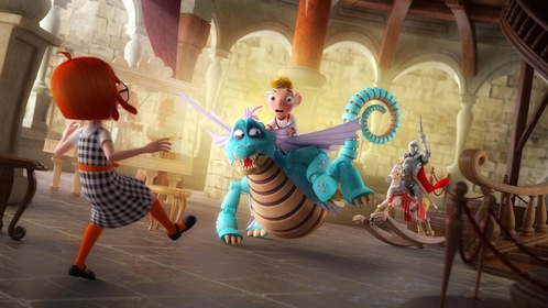 «Гурвинек: Волшебная игра» — кадры
