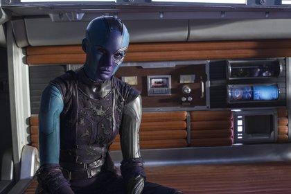 «Стражи Галактики. Часть 2» — кадры