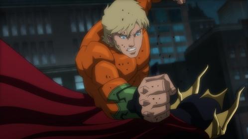 «Лига Справедливости: Трон Атлантиды» — кадры