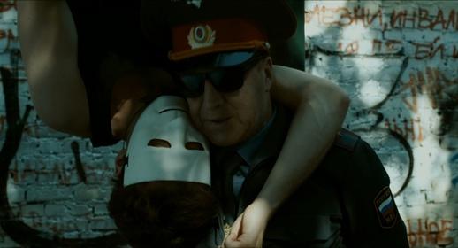 «Человек-добро» — кадри
