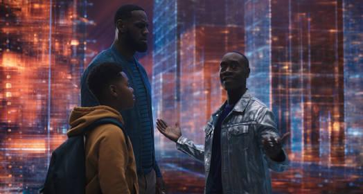 «Космический джем: Новое поколение» — кадры