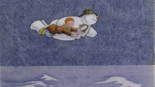 «Сніговик» — кадри