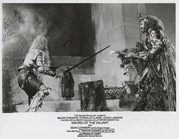 «Меч відважного: Легенда про сіра Ґавейна та Зеленого лицаря» — кадри