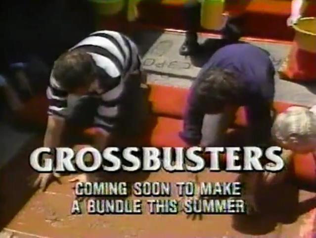 Серіал «Not Necessarily the News» (1982 – 1990): Джордж Лукас, Стівен Спілберґ 2 сезон, 8 епізод — «The Real Kick» 639x480