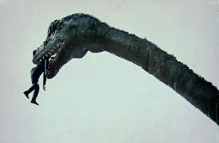 «Легенда о динозавре» — кадры
