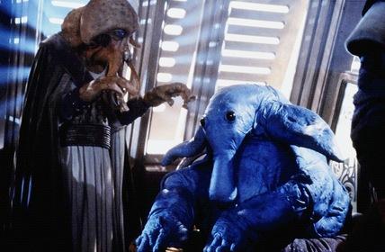 «Зоряні війни: Епізод VI - Повернення джедая» — кадри