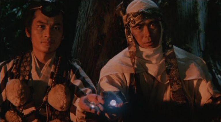Фильм «Легенда восьми самураев» (1983): 767x425