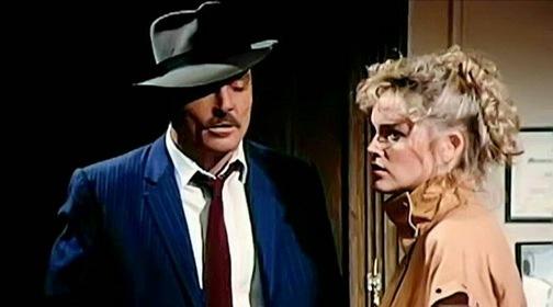 «Детектив Майк Хаммер» — кадри