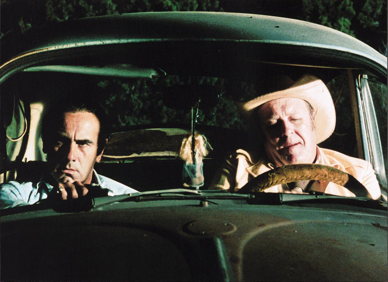 Фильм «Просто кровь» (1983): Дэн Хедайя, М. Эммет Уолш 1500x1091
