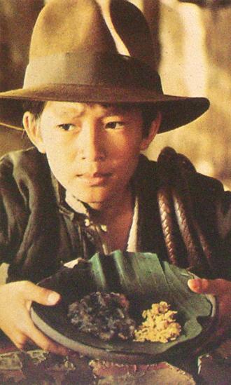Фильм «Индиана Джонс и Храм судьбы» (1984): 330x549