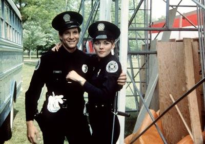 «Полицейская академия» — кадры