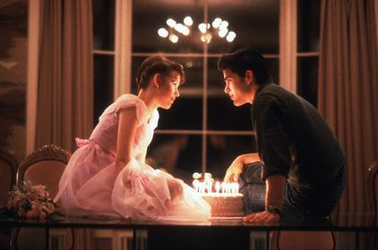 «Шестнадцать свечей» — кадры