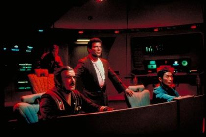 «Звездный путь 3: В поисках Спока» — кадры