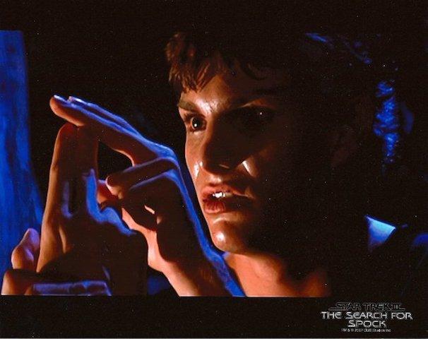 Фильм «Звездный путь 3: В поисках Спока» (1984): Стефен Мэнли 606x480